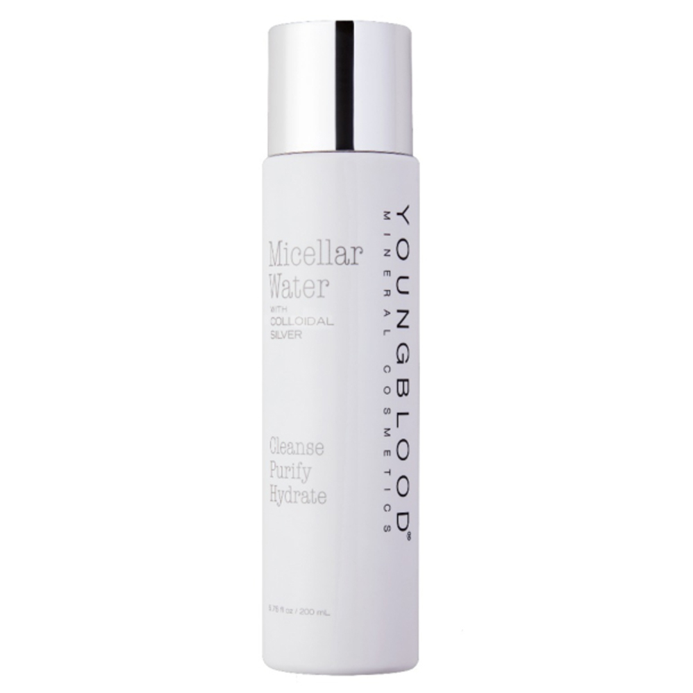 Youngblood Micellar Water With Collodial Silver