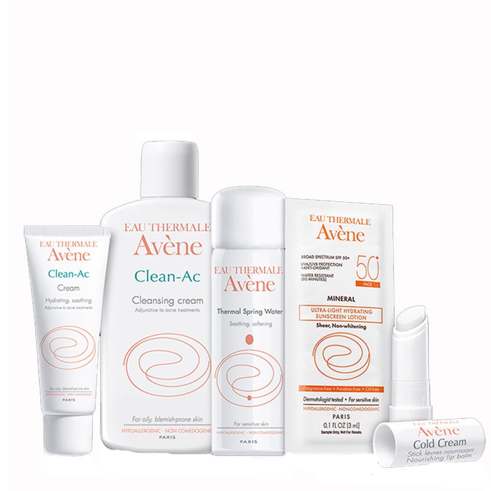 Avene Clean -Ac Revival Kit