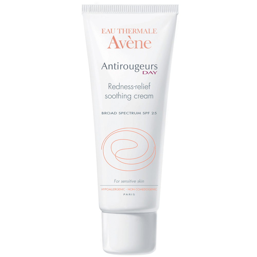 Image of Avene Antirougeurs Day Redness Relief Soothing Cream SPF 25