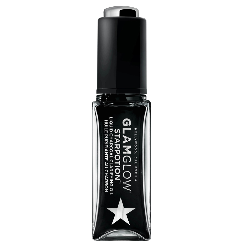 "GlamGlow Starpotionâ""¢ Liquid Charcoal Clarifying Oil"