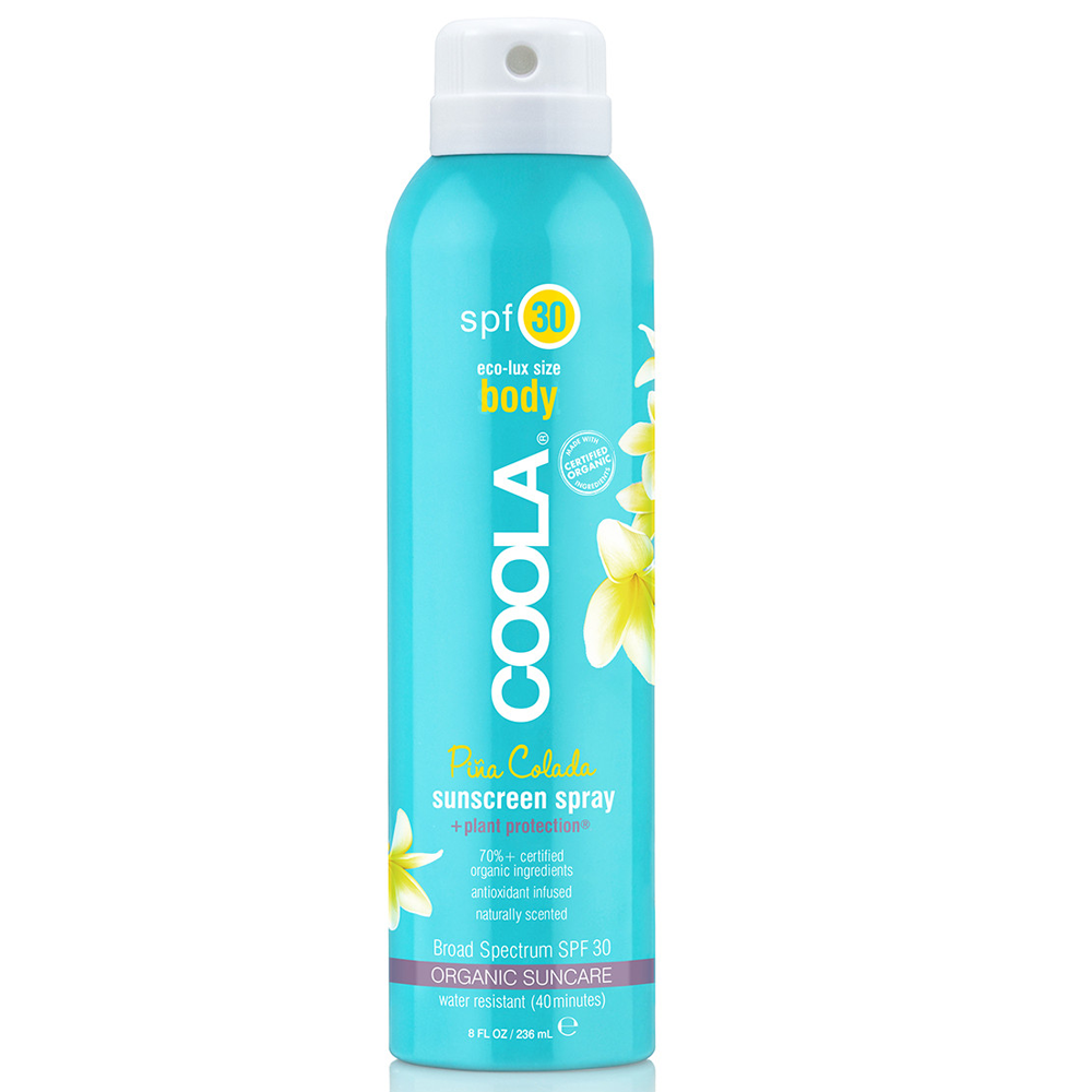 Coola Eco-Lux Body Continuous Spray SPF 30