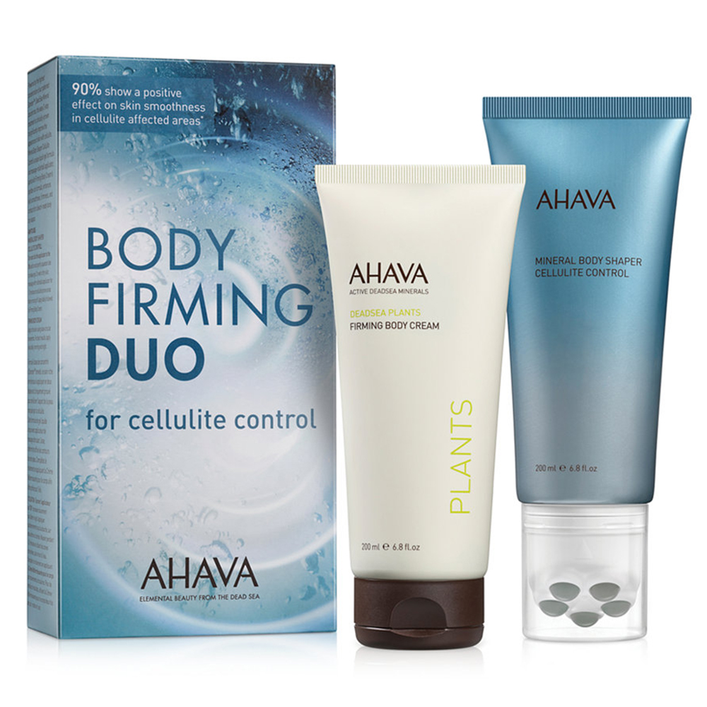 AHAVA Body Firming Duo Kit