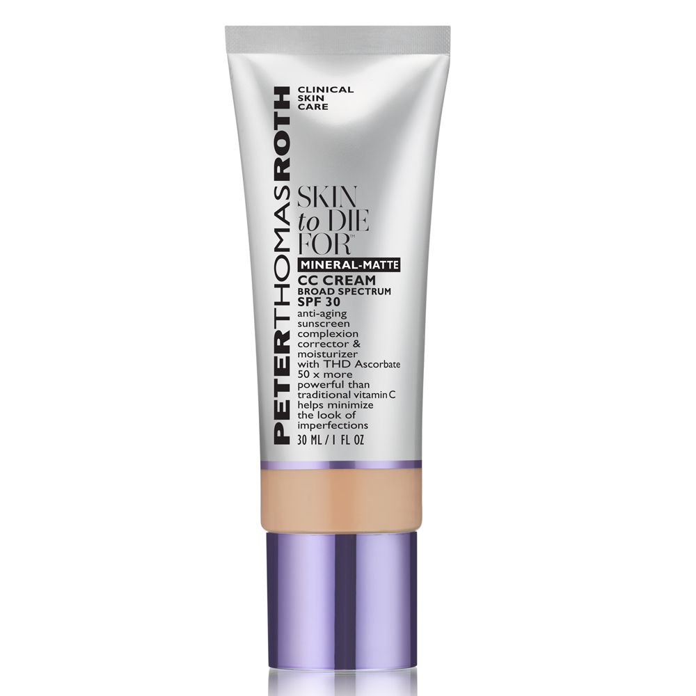 Peter Thomas Roth Skin to Die for Natural Matte Skin Perfecting CC Cream