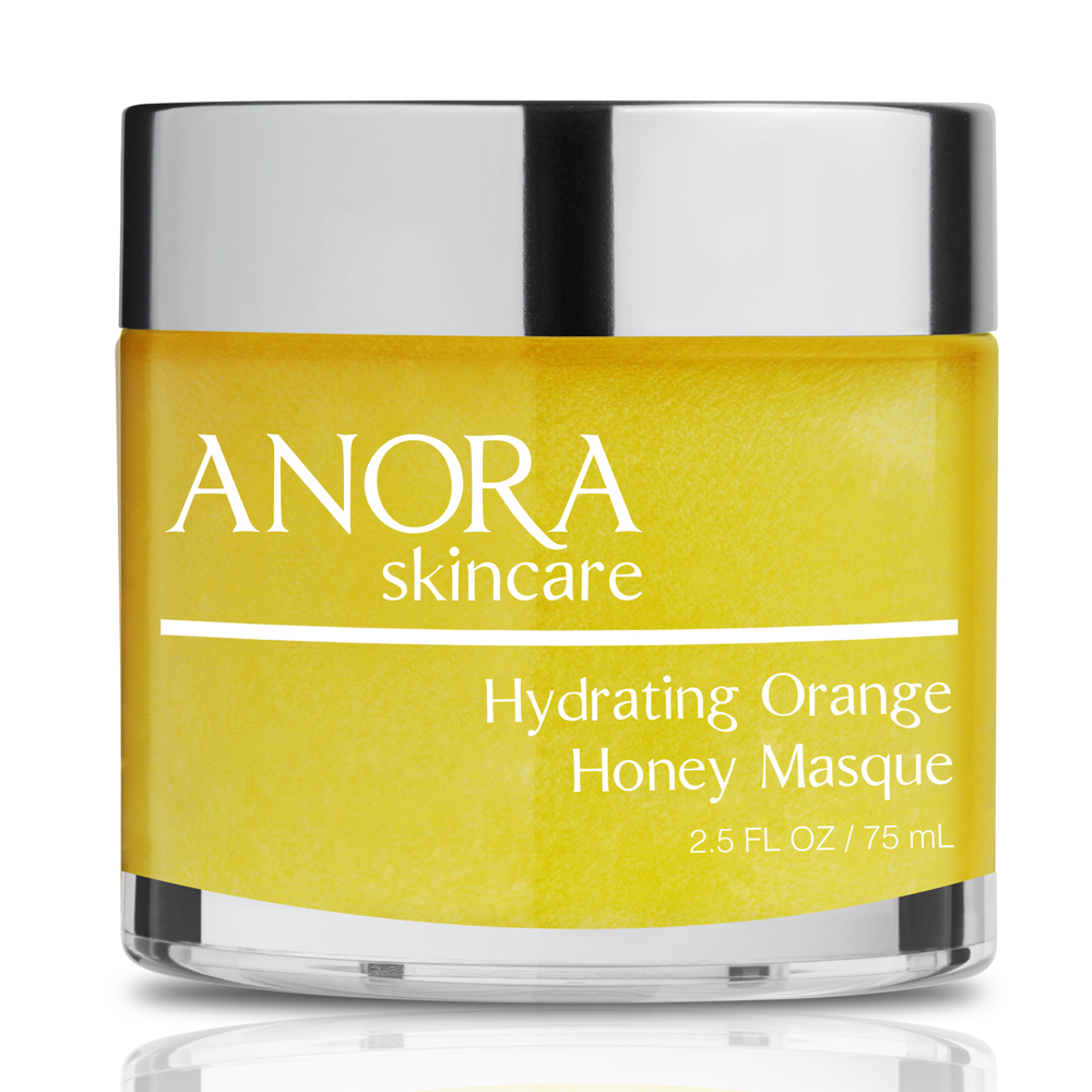 Anora Skincare Hydrating Orange Honey Masque (Release Date 12/1/17)