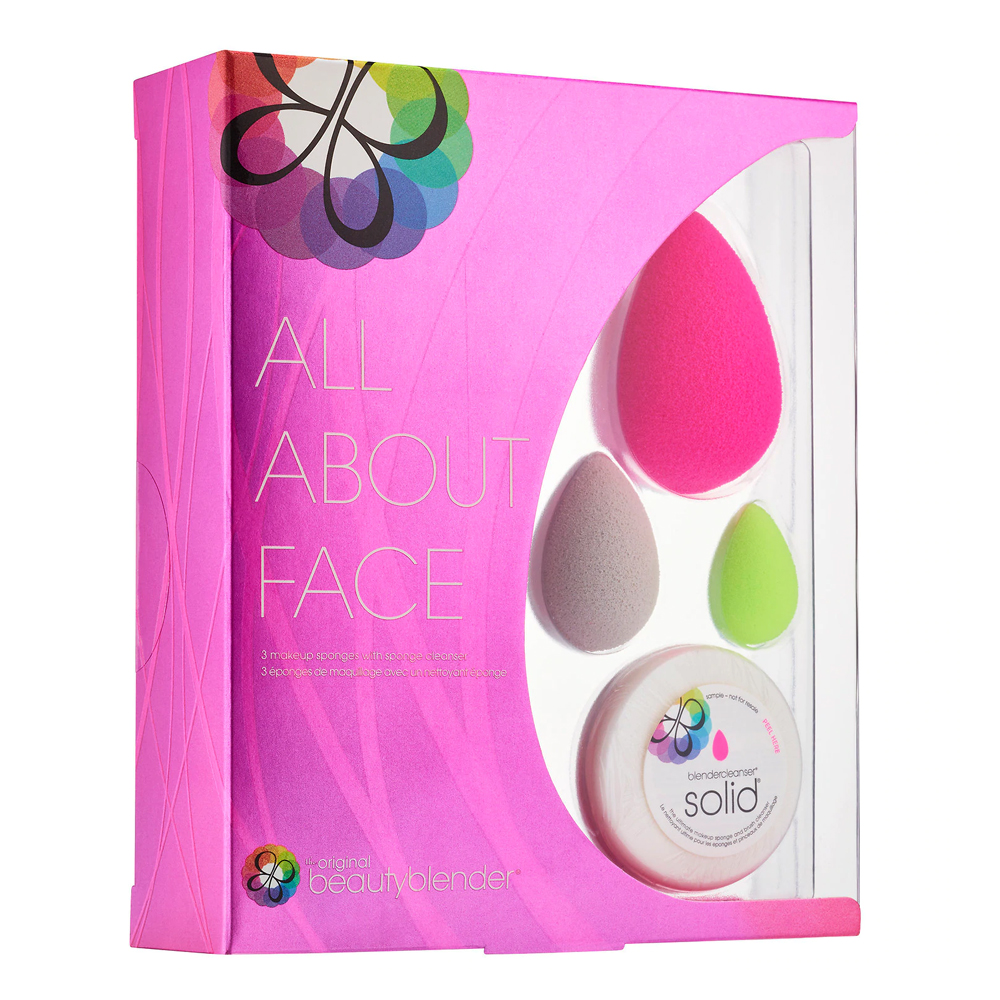 beautyblender® All About Face 2018