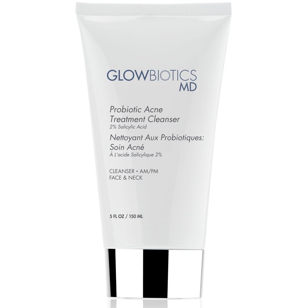 GlowbioticsMD Probiotic Acne Treatment Cleanser