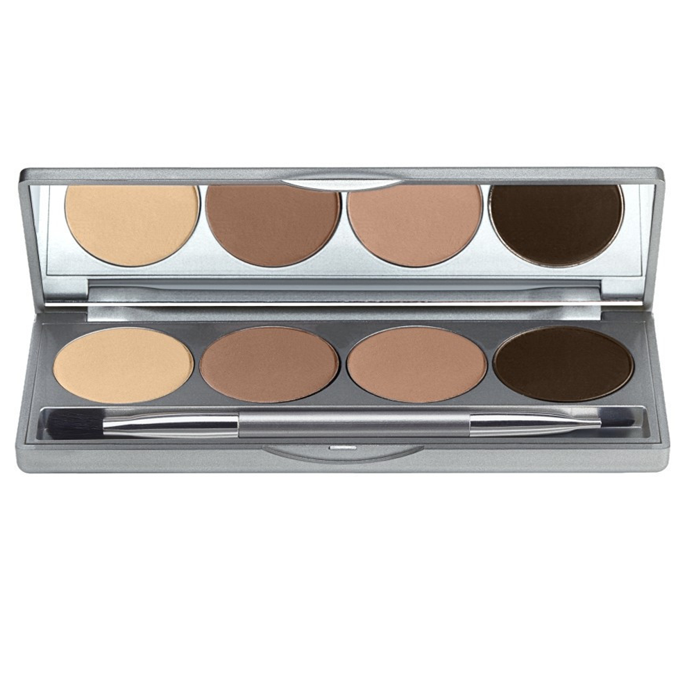 Colorescience Pressed Mineral Brow Palette